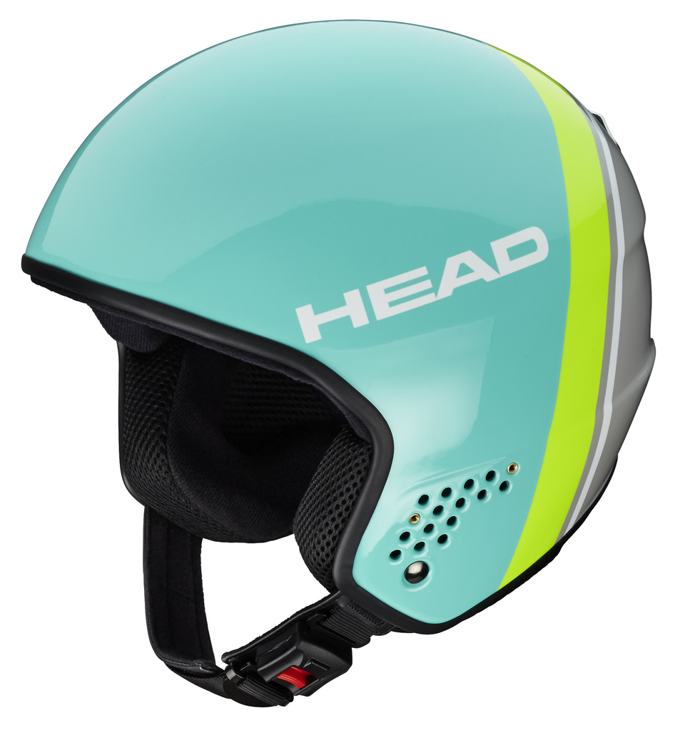 Head STIVOT RACE CARBON  Turquoise/grey   18/19