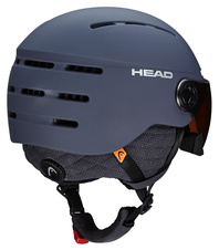 Head KNIGHT PRO (anthracite) 19/20