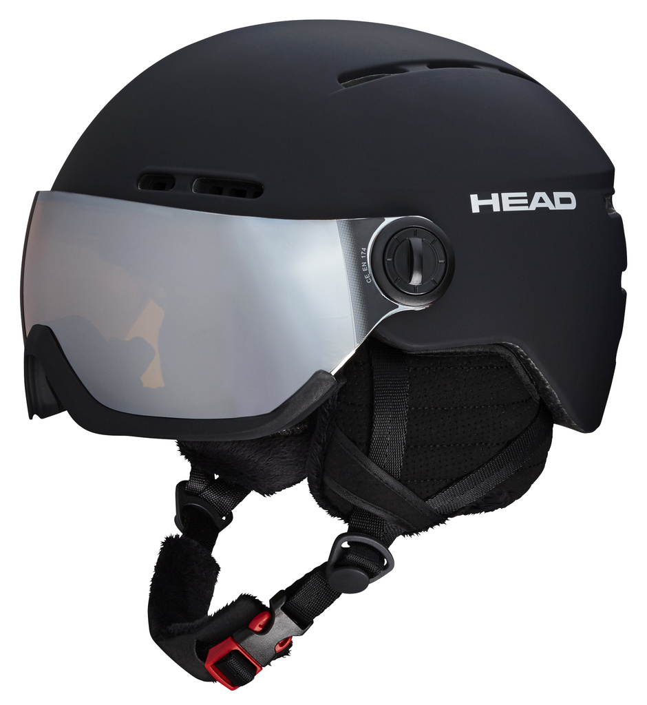 Head KNIGHT (black) 20/21
