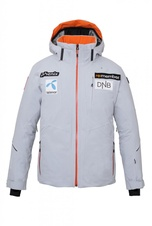 Phenix Norway Alpine Team Jacket with badges (silver)