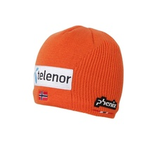 Phenix NORWAY ALPINE TEAM WATCH CAP (with Badges) vivid orange 19/20