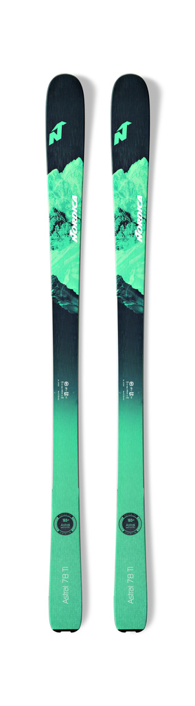 Nordica ASTRAL 78 (FLAT) 20/21