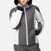 Rossignol W CONTROLE HEATHER JKT (heather grey) 20/21
