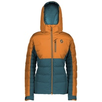 Scott ULTIMATE DOWN JKT (ginger bread/majolica blue)  20/21