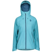 Scott ULTIMATE DRYO JKT (bright blue)  20/21
