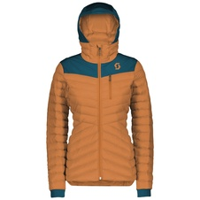 Scott INSULOFT WARM JKT (majolica blue/ginger bread)  20/21