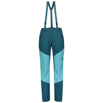 Scott EXPLORAIR ASCENT WS PANTS (majolica blue/bright blue) 20/21