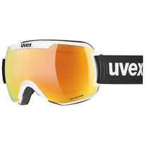 Lyžařské brýle Uvex DOWNHILL 2000 CV white (mirror orange/colorvision green) 20/21