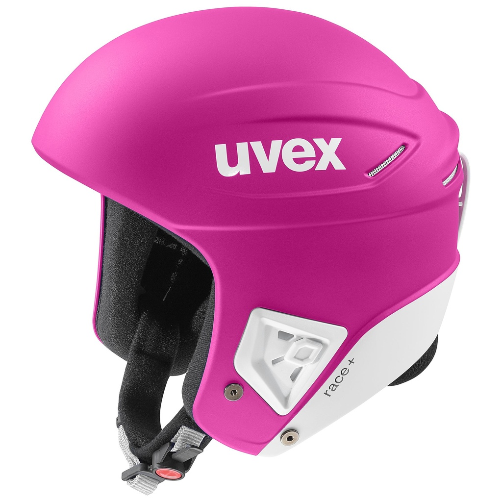 Uvex RACE + (pink/white) 20/21