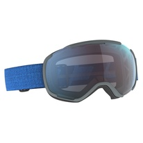 Lyžařské brýle Scott FAZE II dark blue/skydive blue (blue chrome) 20/21