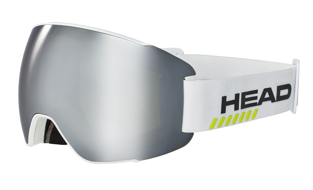 Head SENTINEL + SPARE LENS (white) 20/21