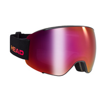 Head MAGNIFY FMR (black/red) + SPARE LENS 20/21