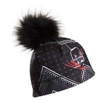 Krimson Klover  ILLUSTRATED BEANIE (adrenaline black) 20/21
