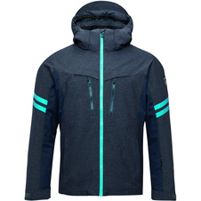 Rossignol SKI OXFORD JKT (heather blue)  18/19