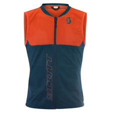 Scott LIGHT VEST M´s ACTIFIT PLUS (denim blue/tangerine orange)  18/19