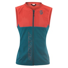 Scott LIGHT VEST W´s ACTIFIT PLUS (dragonfly green/hibiscus red)  18/19
