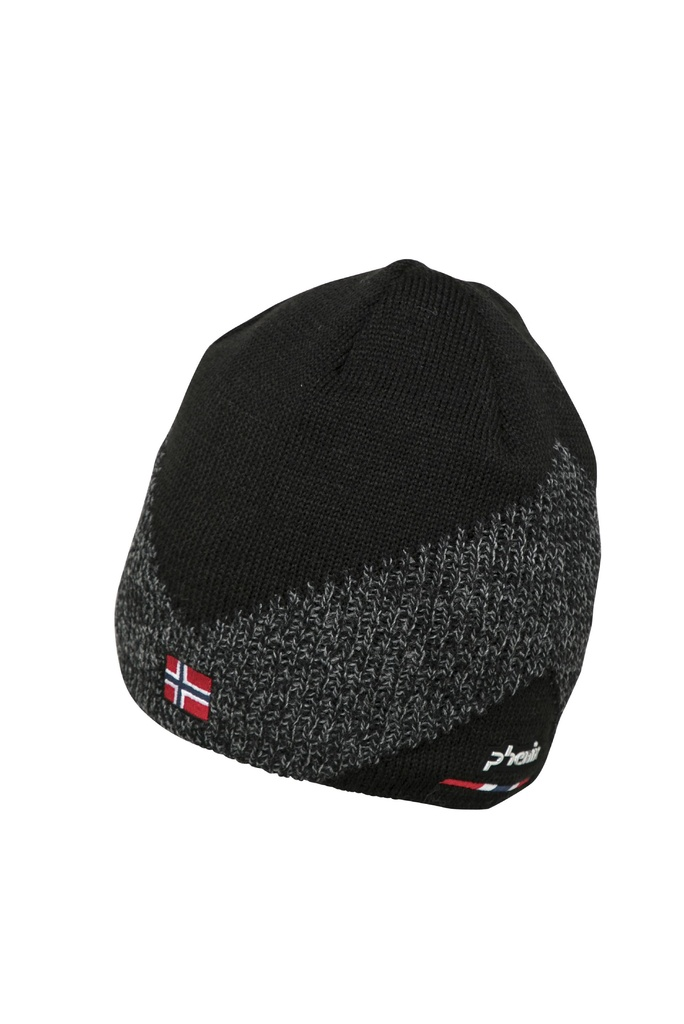 Phenix NORWAY ALPINE TEAM BEANIE (black)