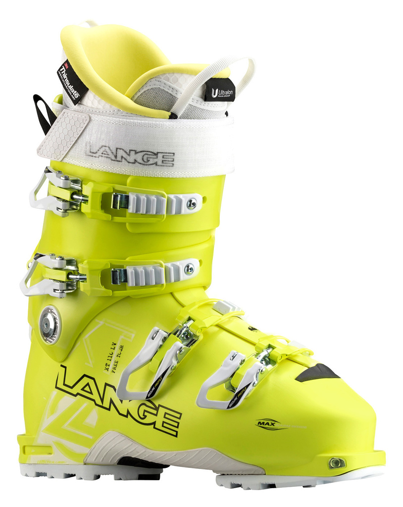 Lange XT 110 L.V. Freetour W (lemon) 17/18