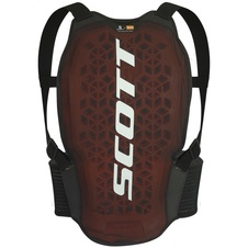 Chránič páteře Scott AIRFLEX JUNIOR BACK PROTECTOR (black/grey) 20/21