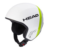Lyžařská helma Head STIVOT RACE CARBON  (white/grey) 19/20
