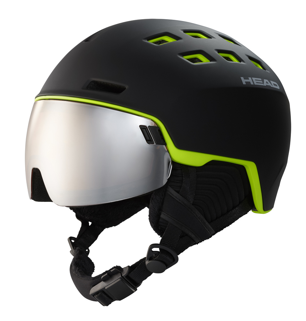 Head RADAR (black/lime) 20/21