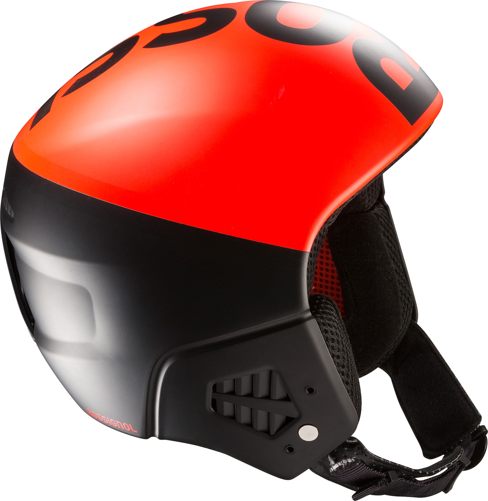 HERO 9 FIS IMPACTS with chinguard (hot red/black) 19/20