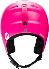 HERO 9 FIS IMPACTS W with chinguard (pink/white) 19/20