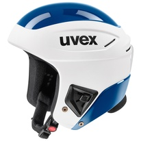 Uvex RACE + (white/blue)  19/20