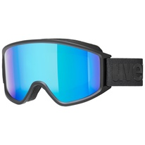 Uvex G.GL 3000 CV black (mirror blue/colorvision green) 19/20
