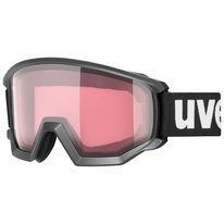 Uvex ATHLETIC V black (variomatic/pink) 19/20