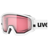 Uvex ATHLETIC V white (variomatic/pink) 19/20