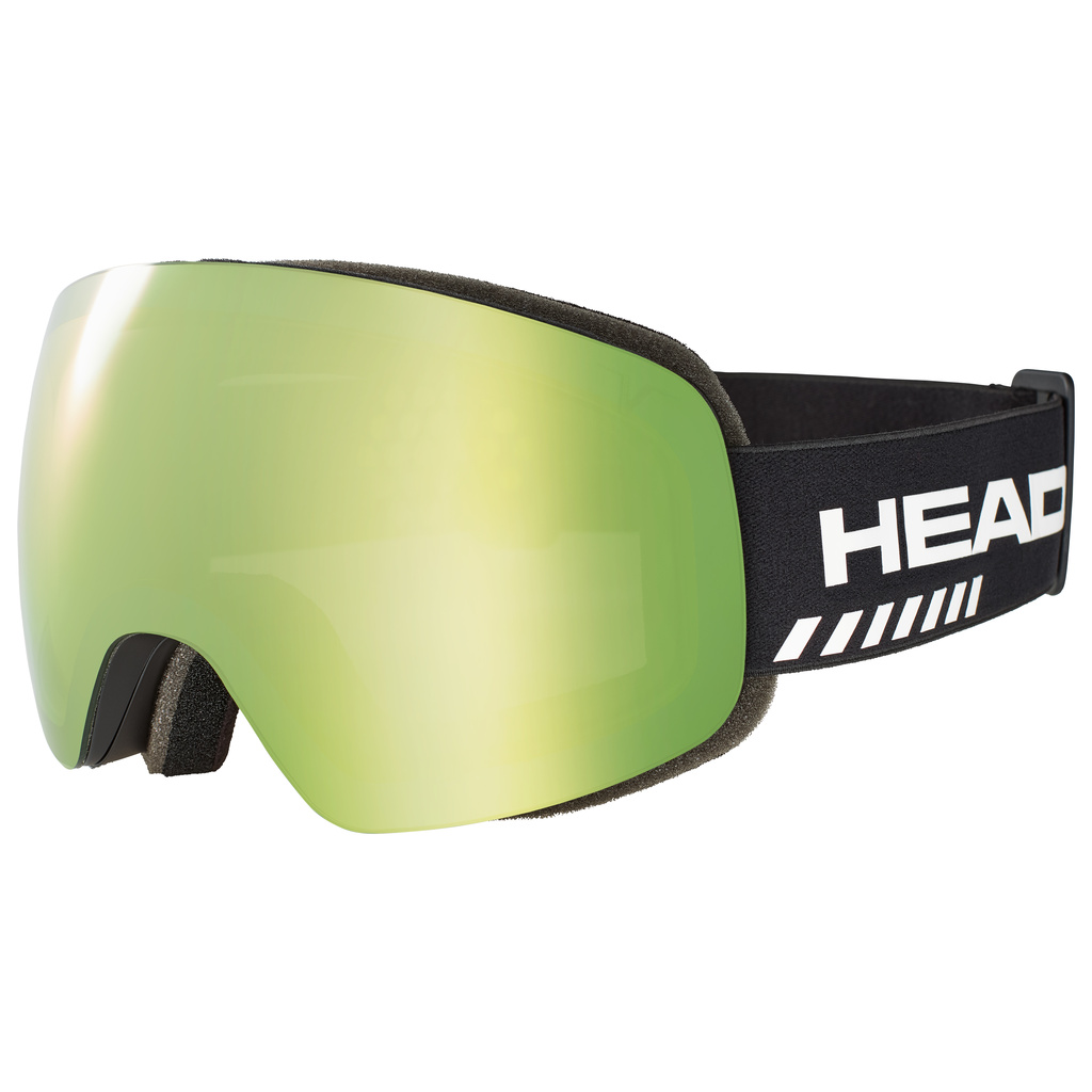 Head GLOBE TVT RACE + SPARE LENS (green) 19/20