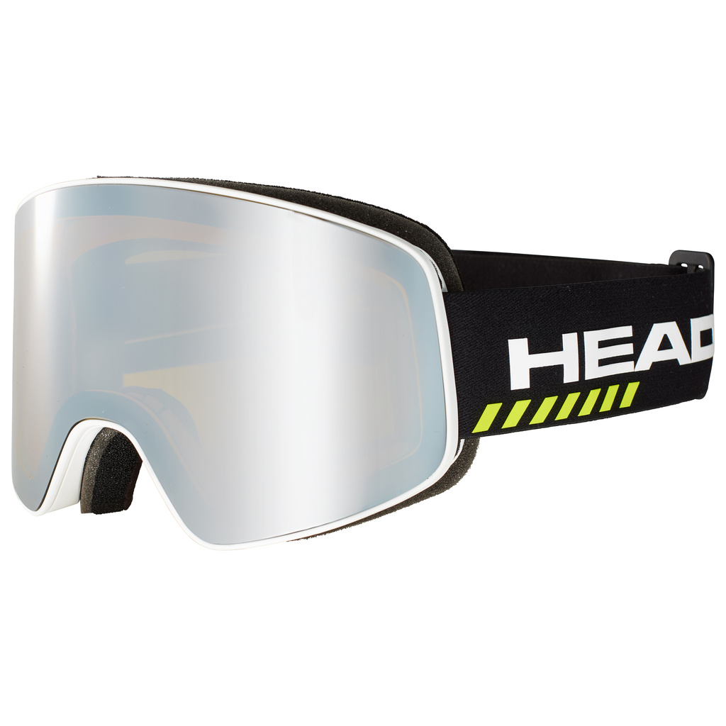Head HORIZON RACE + SPARE LENS (black) 20/21