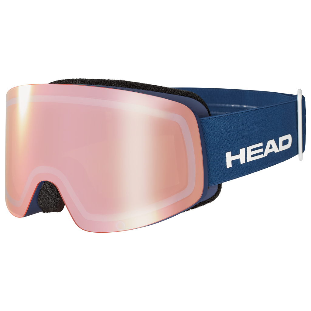 Head INFINITY FMR + SPARE LENS (FMR copper) 19/20