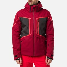 Rossignol ACCROCHE JKT (dark red) 20/21